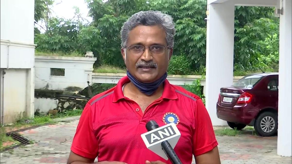 KN Ananthapadmanabhan