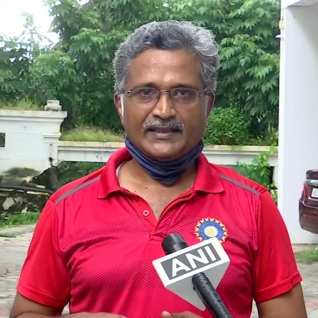 Who is KN Ananthapadmanabhan? Meet umpire giving commentators a jawbreaker in IPL 2020