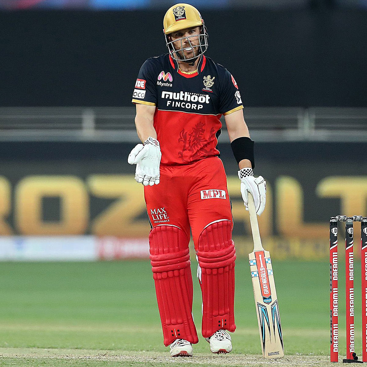 IPL 2020: There was huge dew, ball was like 'cake of soap', says Aaron Finch