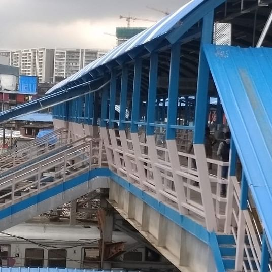 Mumbai: Western Railway opens new six-metre-wide FOB at Bandra station