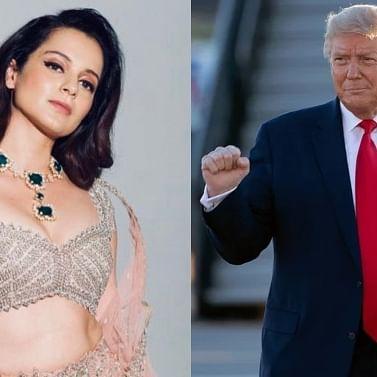 Kangana Ranaut jumps in US Presidential poll debate, here is her take on Trump's demand for Joe Biden's 'drug test'