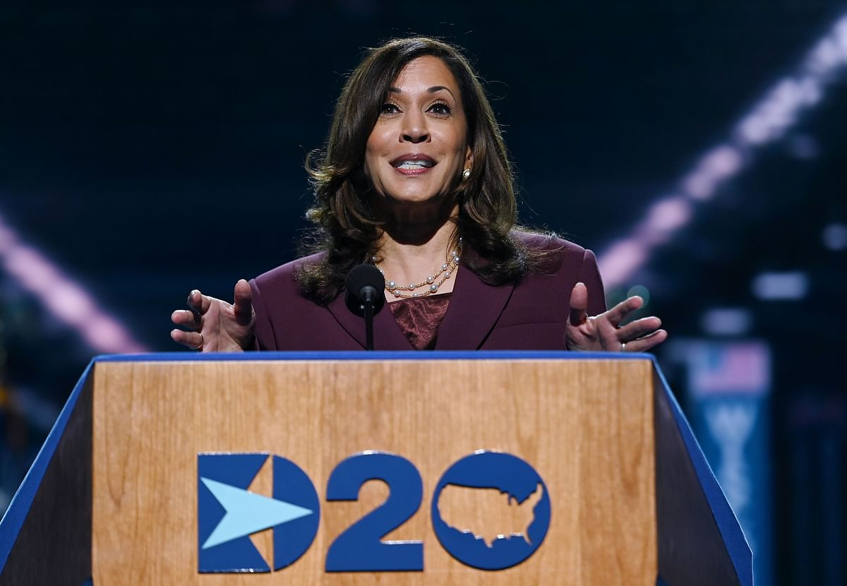 Kamala Harris opens up about systemic racism in US