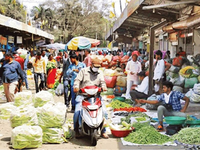 Indore: Malwa mill vegetable market to be shifted