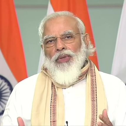 People who ruled for decades are attempting to mislead farmers: PM Modi on Agriculture bills