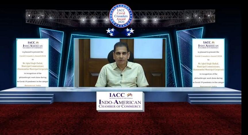 Mumbai: Iqbal Singh Chahal bags IACC award
