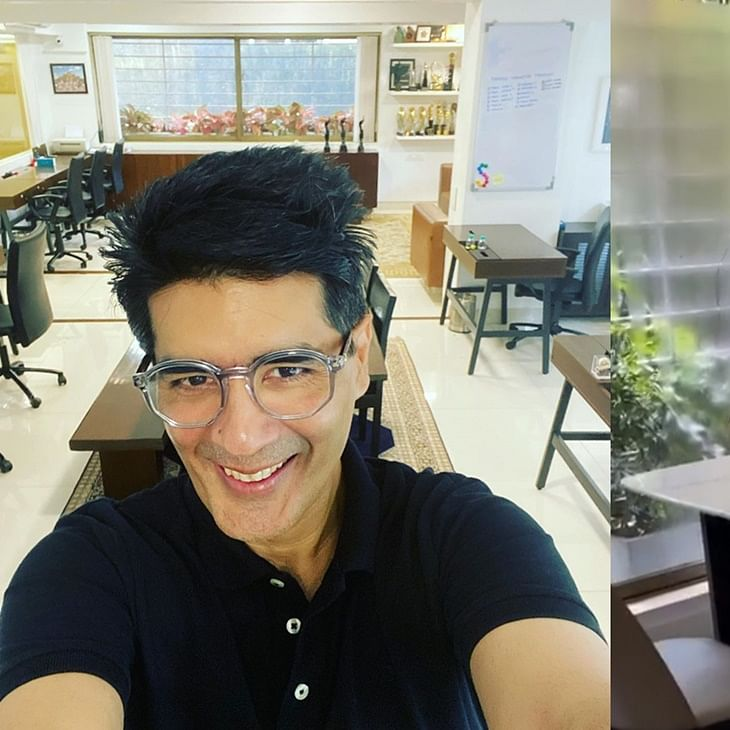 After Kangana Ranaut, BMC issues show-cause notice to fashion designer Manish Malhotra over Mumbai office