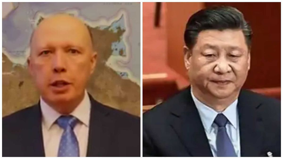 Australian home minister warns foreign journalists amidst spat with China