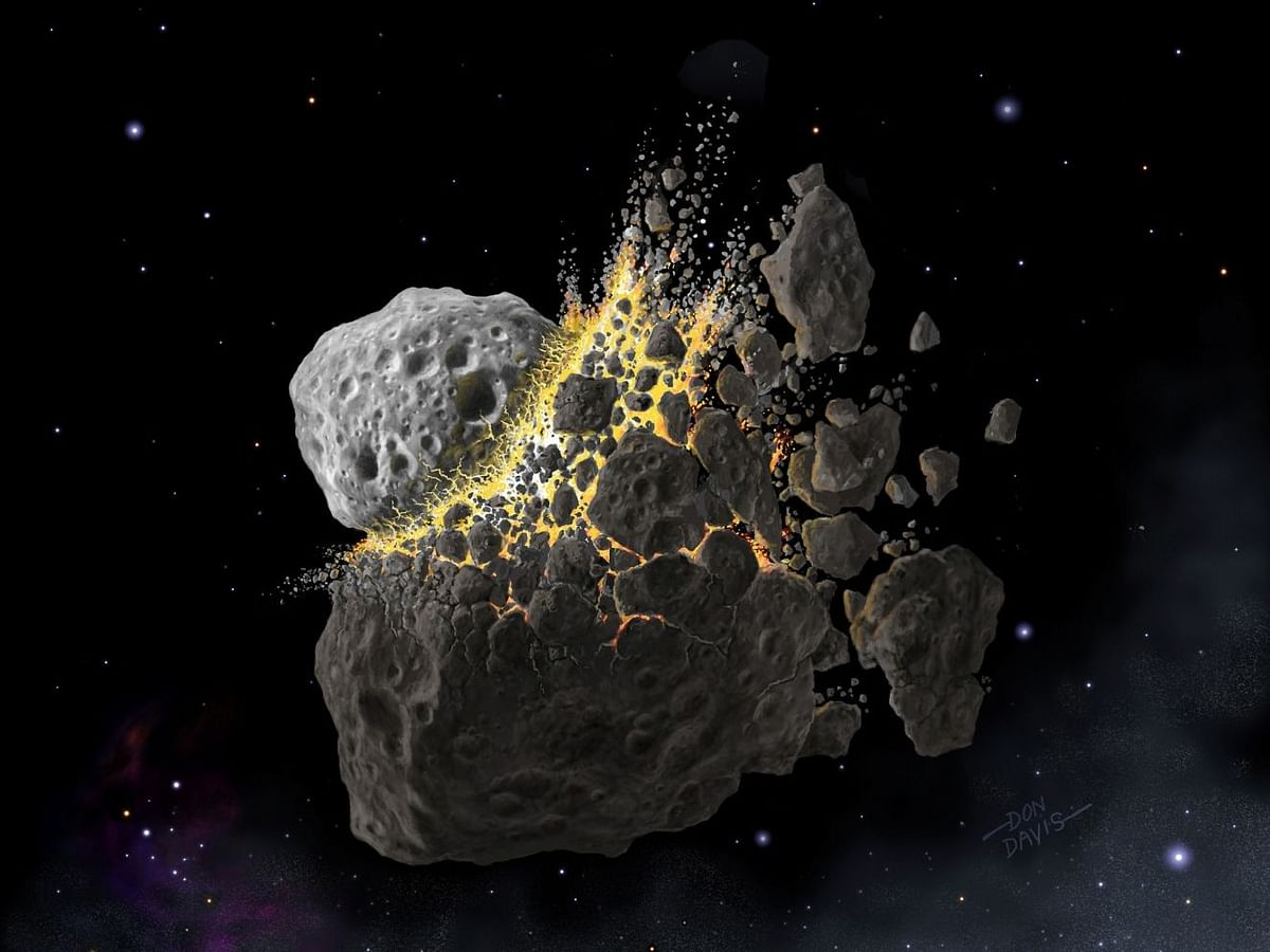 New insights into the origin of diamonds in meteorites