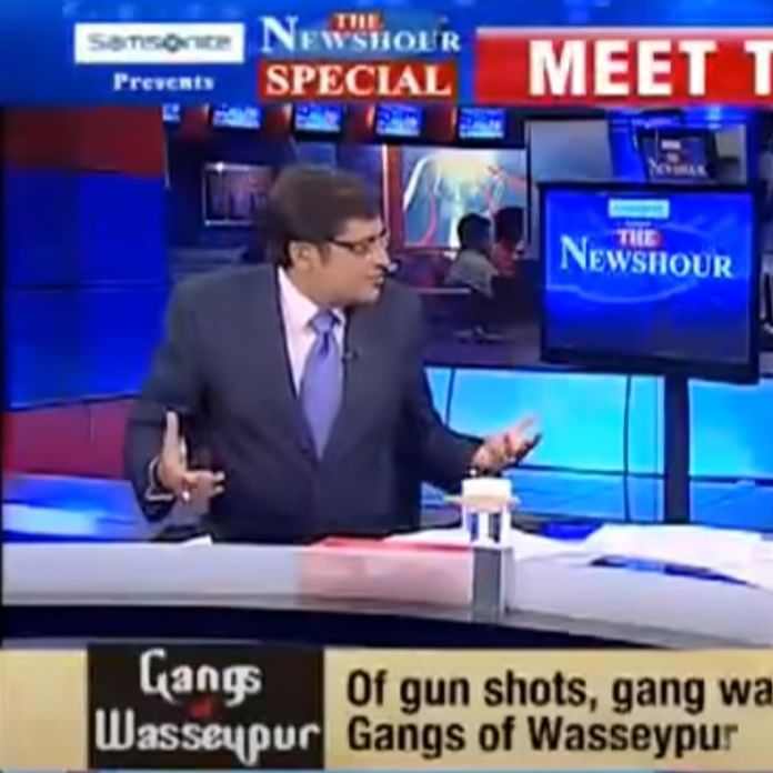 Watch: After 'chappal surprise', Anurag Kashyap shares old video of Arnab Goswami starstruck by him