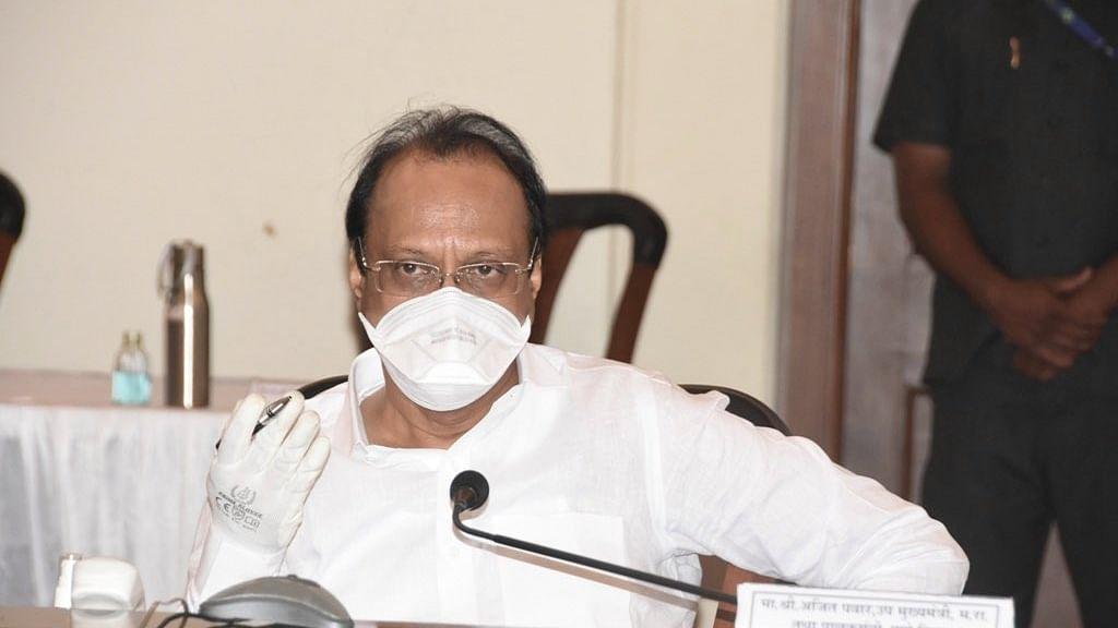 Maha DCM Ajit Pawar