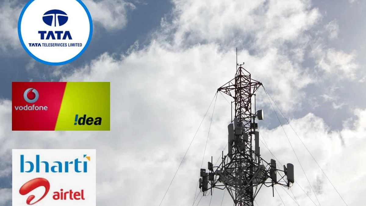 Vodafone Idea, Bharti Airtel, Tata Teleservices get 10 years to clear AGR dues worth Rs 1.6 lakh crore