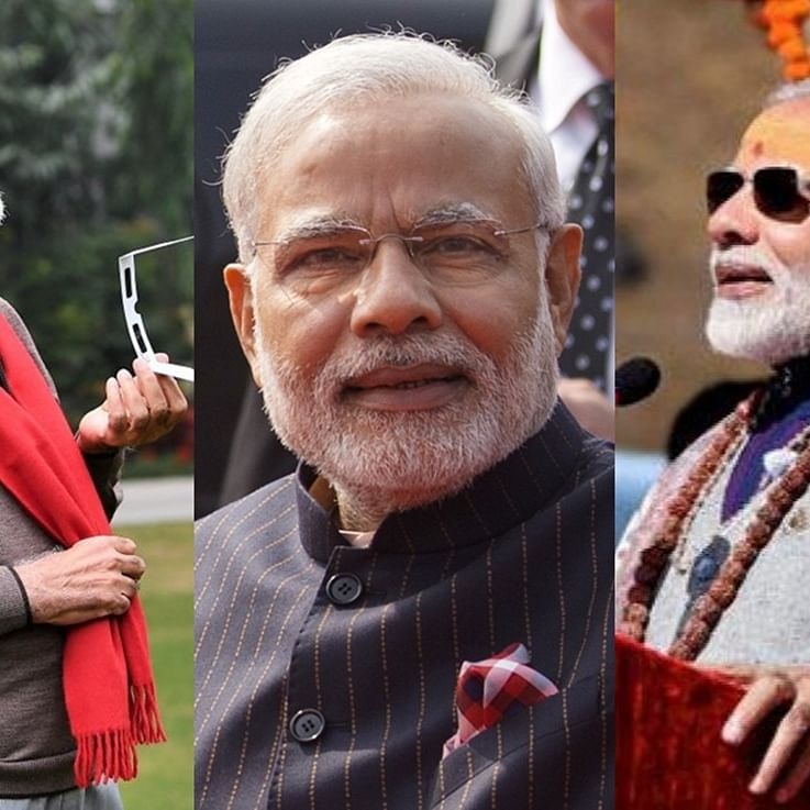 Maybach sunglasses, Movado watch: Expensive items owned by bougie birthday boy PM Modi