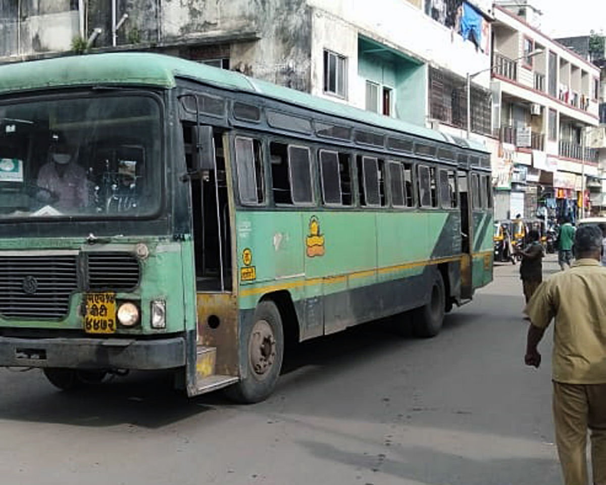Mumbai: As MBMC fails, ST buses offer lifeline to commuters in Uttan