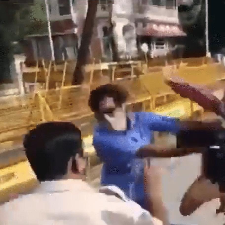 'Koot diye': Twitter reacts to fracas between Mumbai journalists outside NCB office