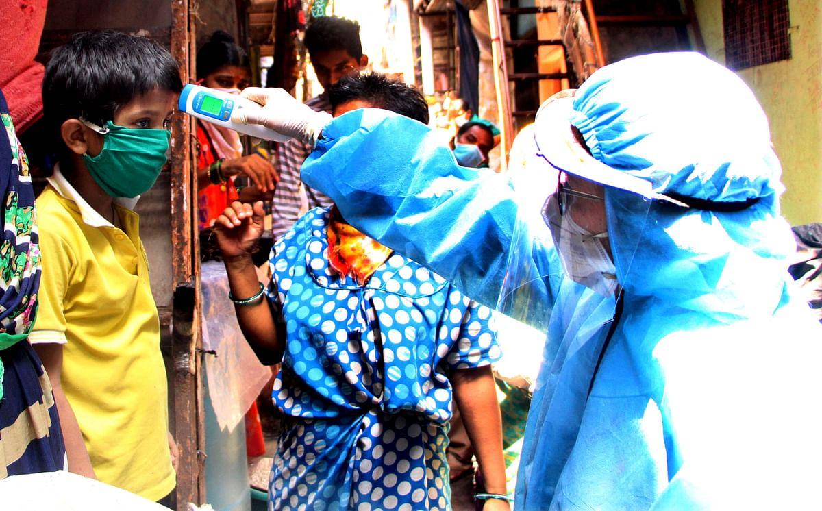 Coronavirus in Maharashtra: State records 17,433 new COVID-19 cases, tally rises to 8,25,739