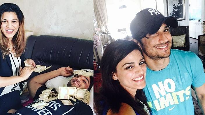 Sushant Singh Rajput's sister's Twitter, Instagram profiles deactivated
