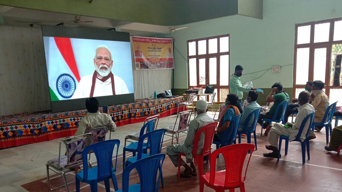 MP at forefront in implementation of Pradhan Mantri Swanidhi Yojana