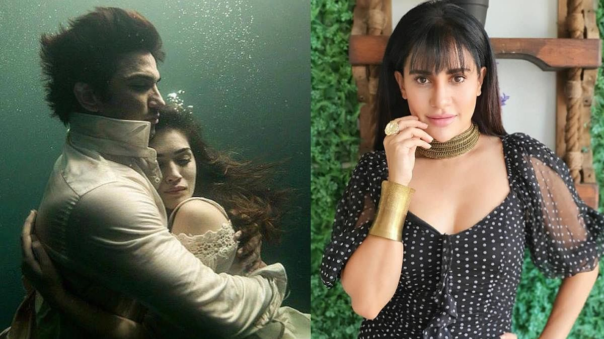 'Kriti Sanon and Sushant Singh Rajput were dating', claims singer Lizaa Malik