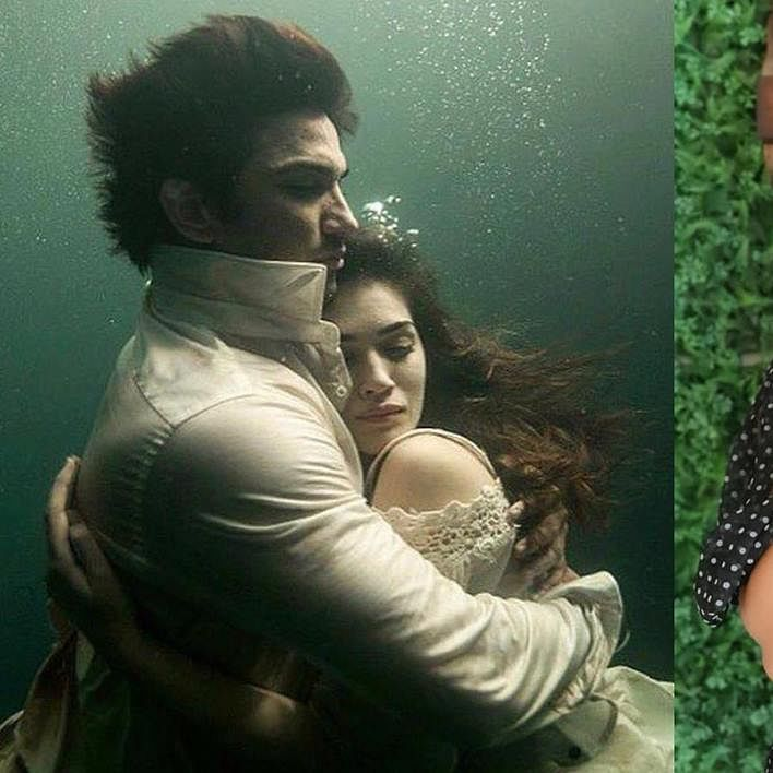 'Kriti Sanon and Sushant Singh Rajput were dating', claims singer Lizaa Malik