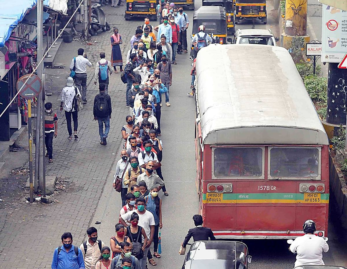 BEST to lease 200 MSRTC buses to ease public woes in Mumbai