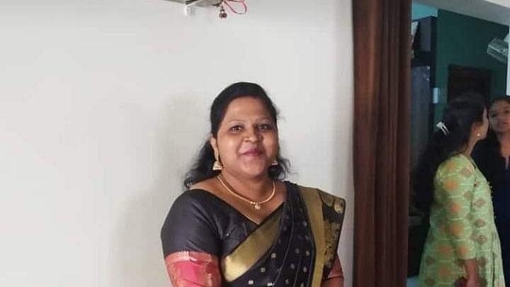 Corona Warrior Shalini Jaipillay