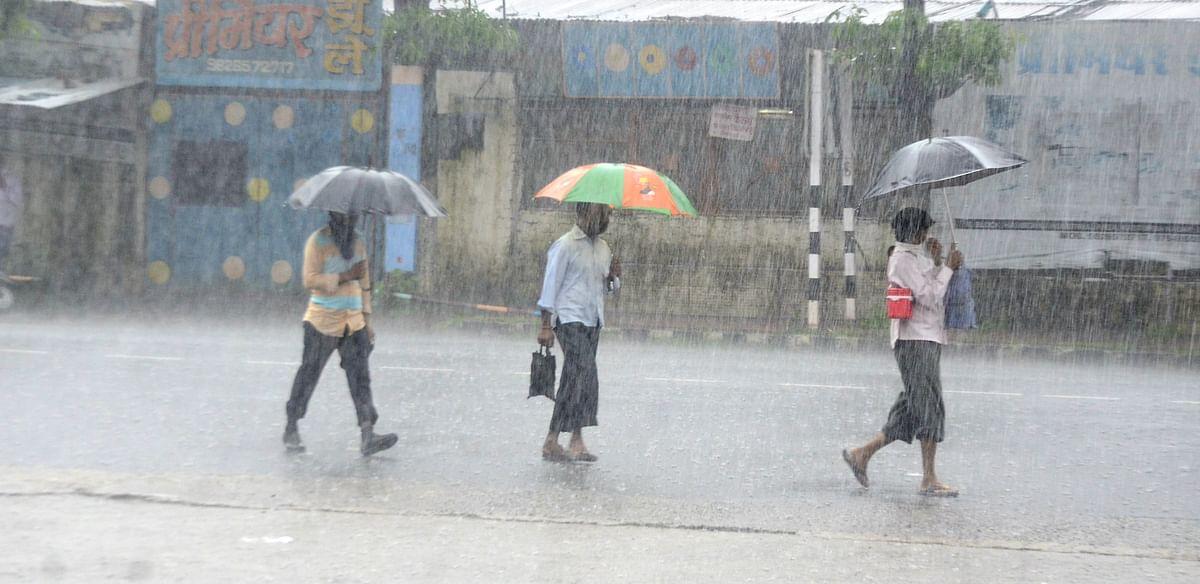 Bhopal receives 29 % surplus rainfall