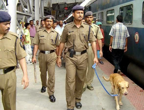 Western Railway celebrates Railway Protection Force's 36th Raising Day