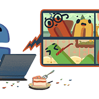 Google turns 27, celebrates day with cute birthday doodle; Twitterati say 'thank you for answering my silly doubts'