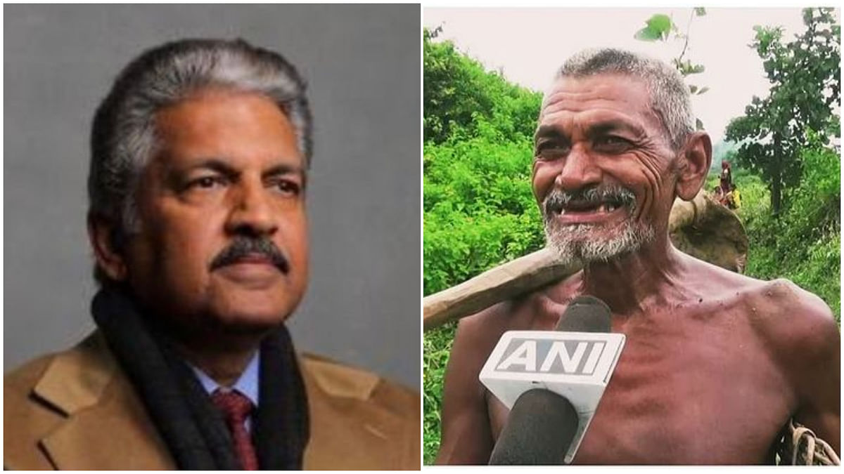 Can Anand Mahindra help? Man who carved out 3-km tunnel in Bihar's Gaya has only one wish