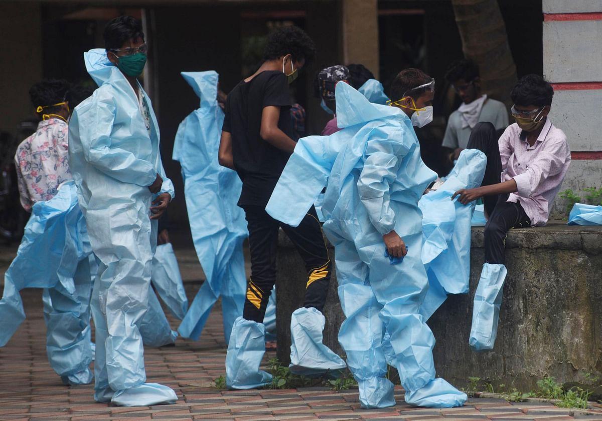Mumbai: Dharavi's coronavirus tally goes up by 18 to 2,993