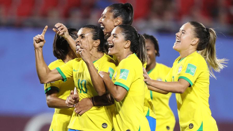 Brazil women's national football team
