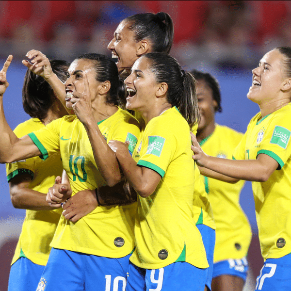 Brazil ends gender pay gap in national football team