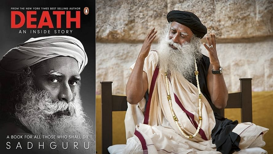 Death: An Inside Story by Sadhguru is a gift for youth that unravels itself with age, experience and re-reading