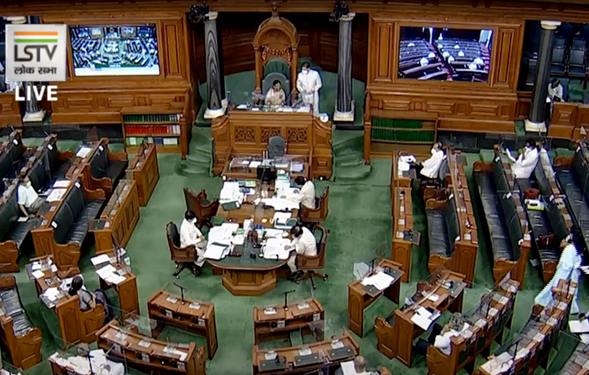 After Rajya Sabha, opposition parties boycott Lok Sabha for rest of the Monsoon session