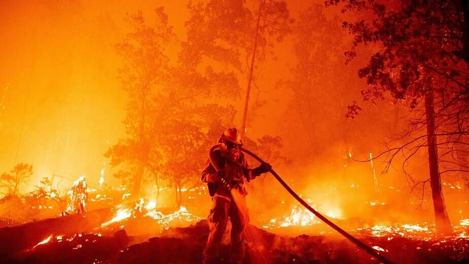 Death toll from devastating US West Coast wildfires approaching 30