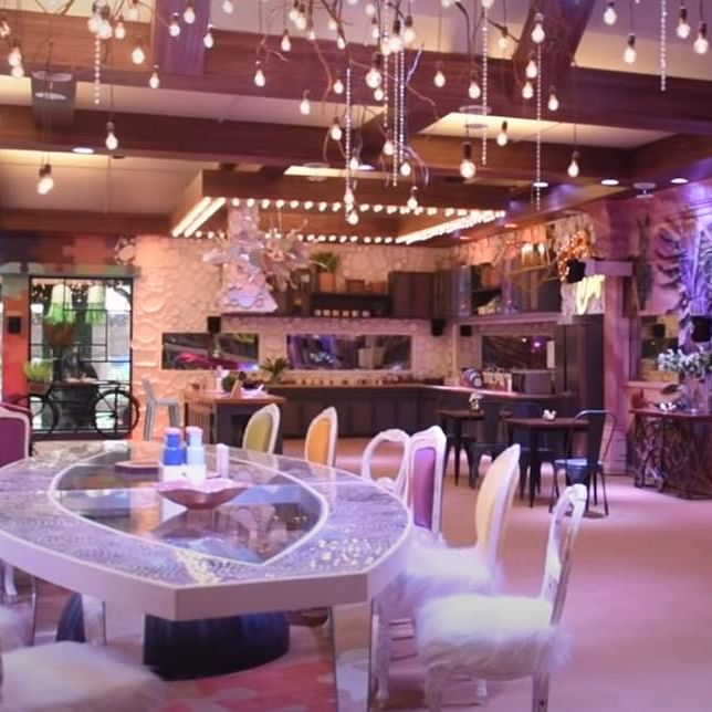 Leaked! Inside pictures of Bigg Boss 14 house go viral; rainbow sofa, orange-pink beds, and more