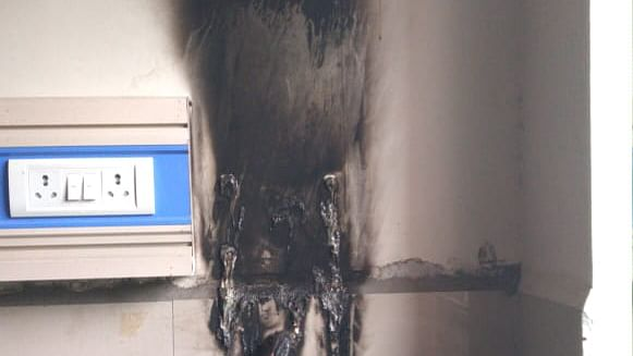 Indore: Fire breaks out at TB, chest unit of MY Hospital