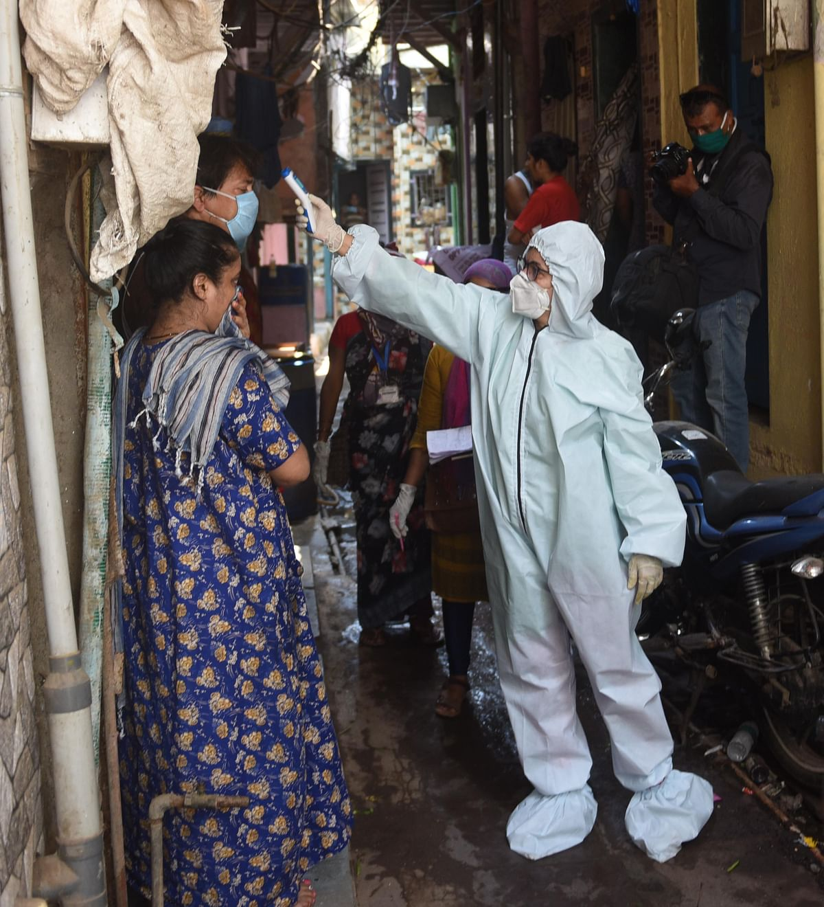 Coronavirus in Thane: Number of containment zones in the city goes down; testing ramped up