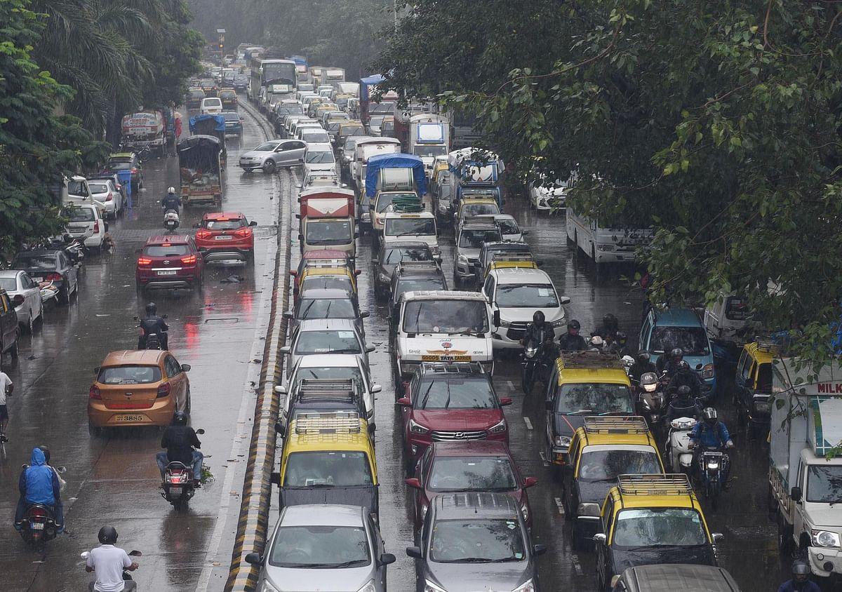 Monsoon 2020: Mumbai wakes up waterlogged