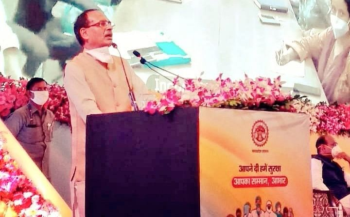 Madhya Pradesh: Contributions of COVID-19 warriors unprecedented in history, says CM Chouhan