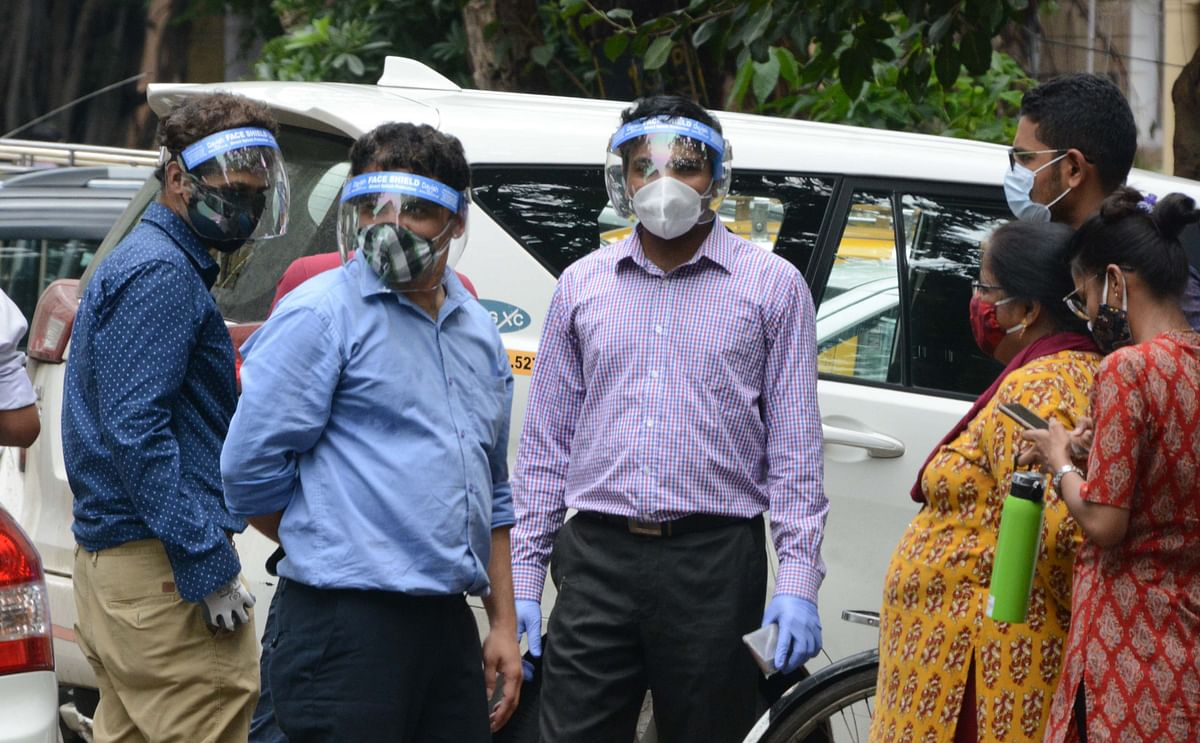 Mumbai: BMC collects total fine of Rs 28 lakh from people for not wearing face masks on Sunday