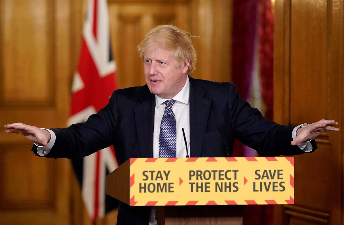 UK PM Boris Johnson sets out new coronavirus curbs as cases surge; curfews to last 6 months