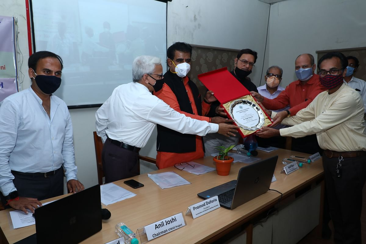 Indore: Pilot skill development scheme Strive launched