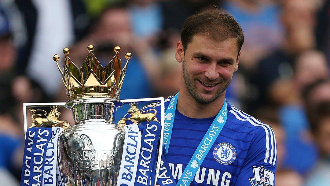 Former Chelsea defender Branislav Ivanovic joins West Brom