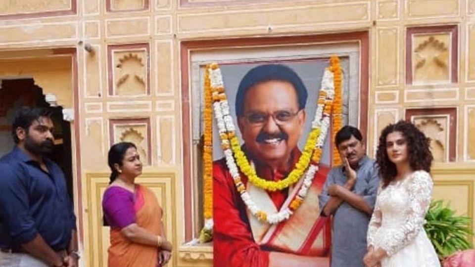 Priyanka Chopra, Taapsee Pannu, Suriya pay tributes as condolences keep pouring in for SP Balasubrahmanyam