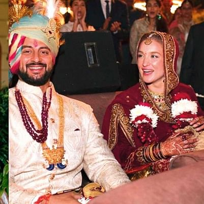 Pati, Patni aur Pooch: How a canine dogged Arunoday Singh, Lee Elton's marriage