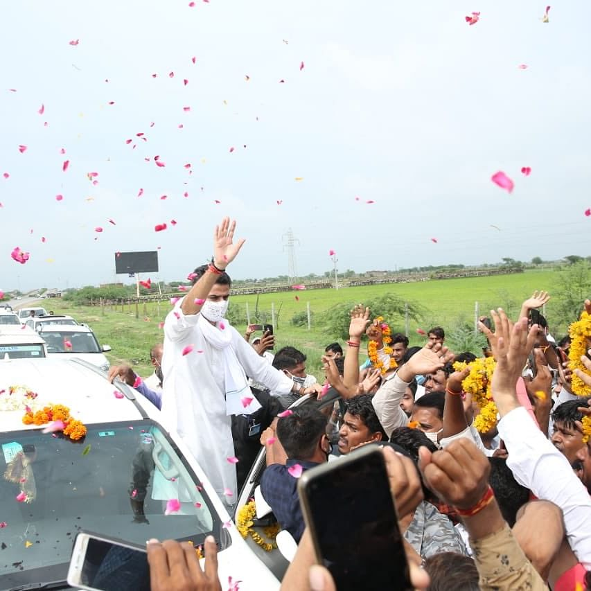 Madhya Pradesh Bypolls: Sachin Pilot to tour Gwalior-Chambal region on October 27, 28