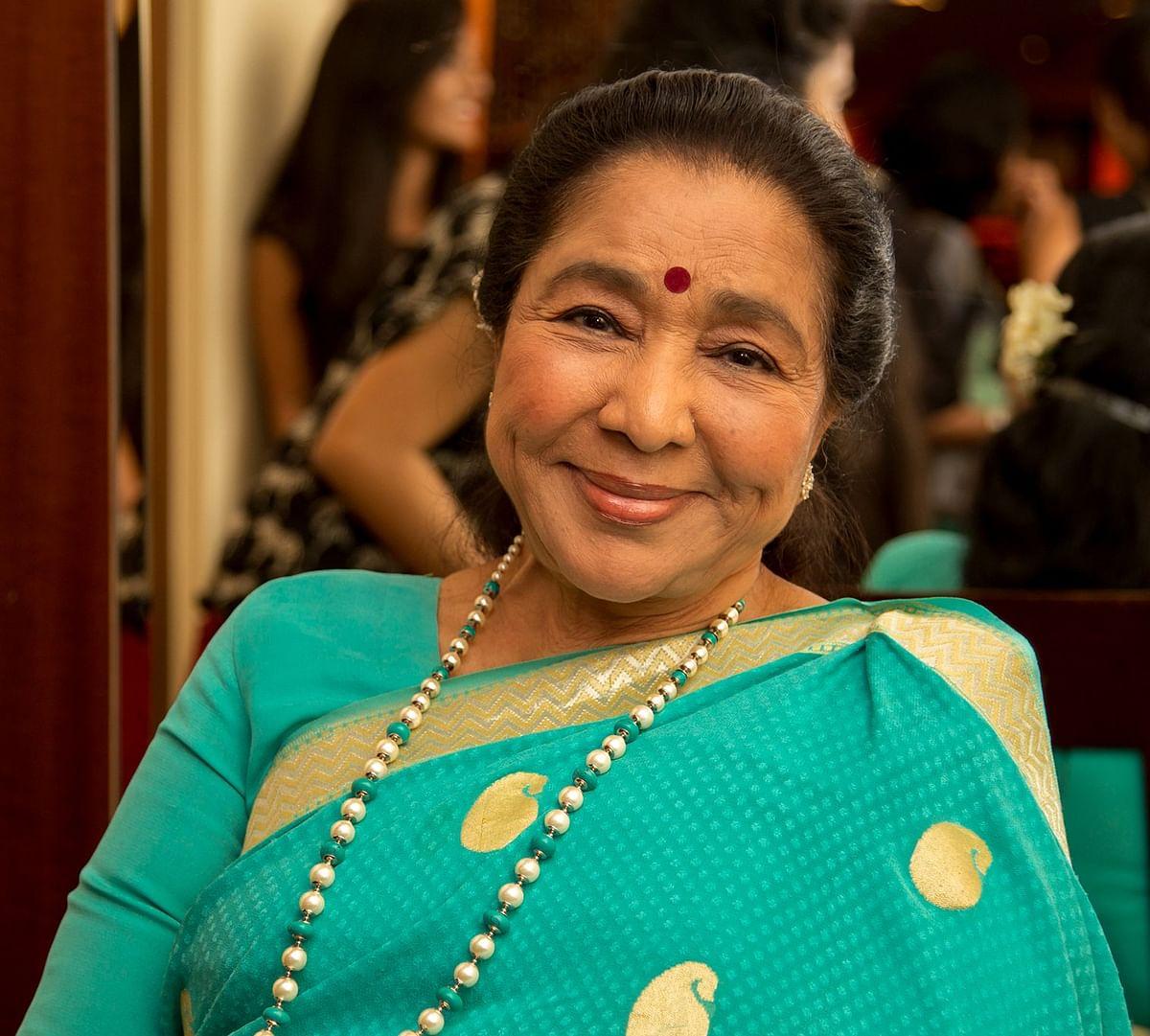 Asha Bhosle: A vivacious voice