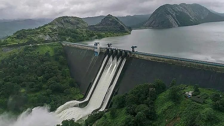 Raigad: Heavy rainfall pushes Morbe dam level, but unlikely to overflow this monsoon