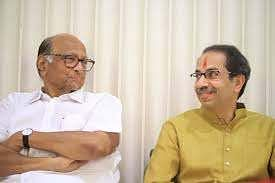 Sharad Pawar and Uddhav Thackeray discuss farmers bills, Maratha quota